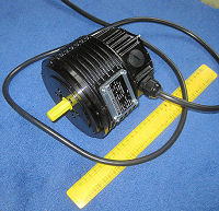Disc Armature Servo Motor