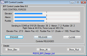 BFF Control Loader Software
