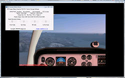 Flight Sim Screen Motion Demo Software