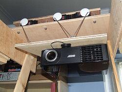 Home built diy 3 dof flight simulator motion platforms for Design your own house simulator