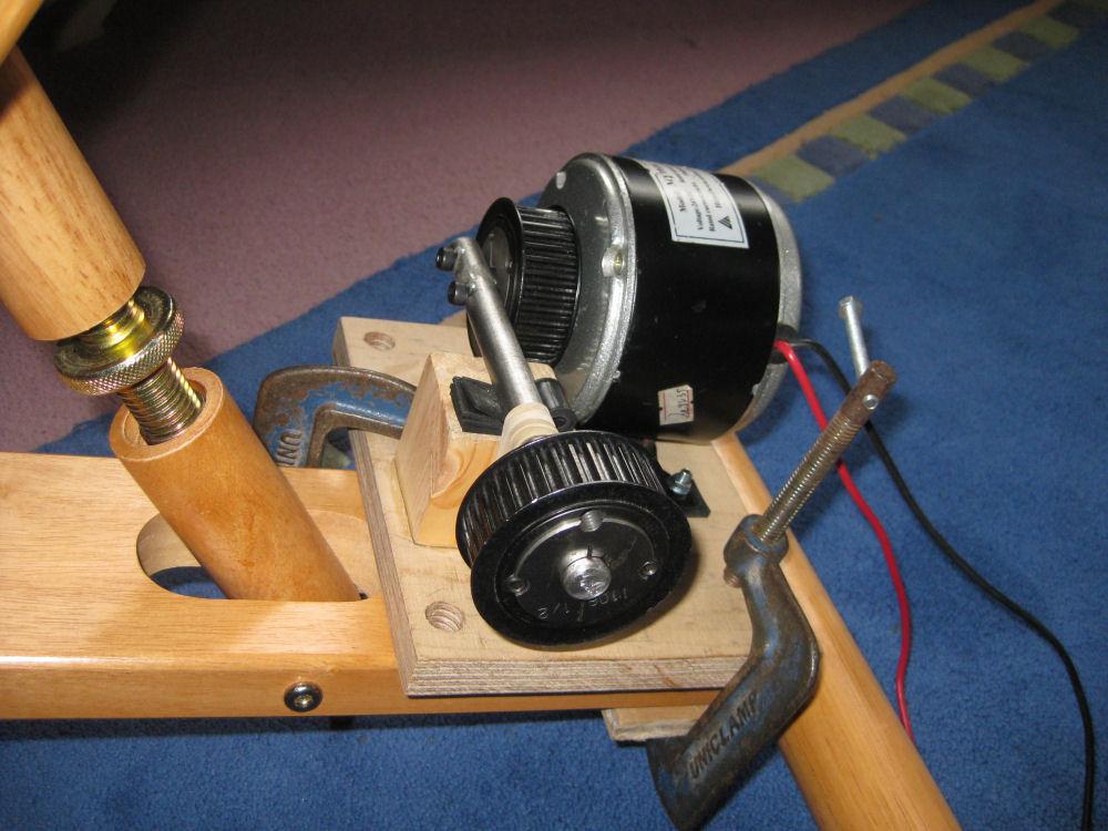 Homemade vibrating motor for Diy rock tumbler motor