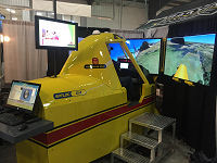 Western Air Spray Training Simulator
